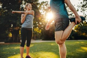 Read more about the article Spare just 5 Minute for Special Warm Up to Improve Runs