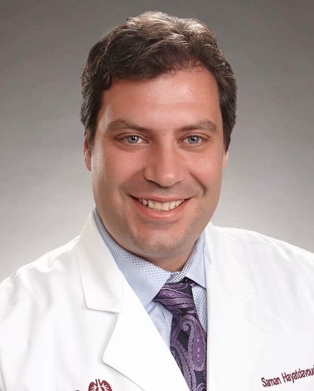 You are currently viewing Dr. Saman Hayatdavoudi MD